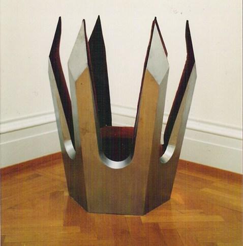 Sitzobjekt Solitaire, 2002
