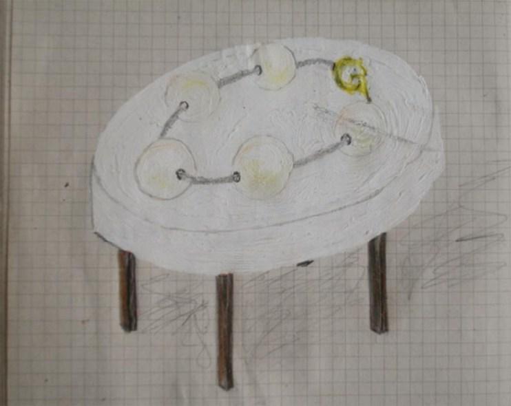 Breakfast at Tiffany's Drawing/Sketch