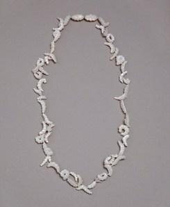 """Necklace """"Made in Switzerland"""" Foto: Miriam Künzli"""