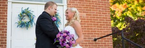 Fall Ann Arbor wedding