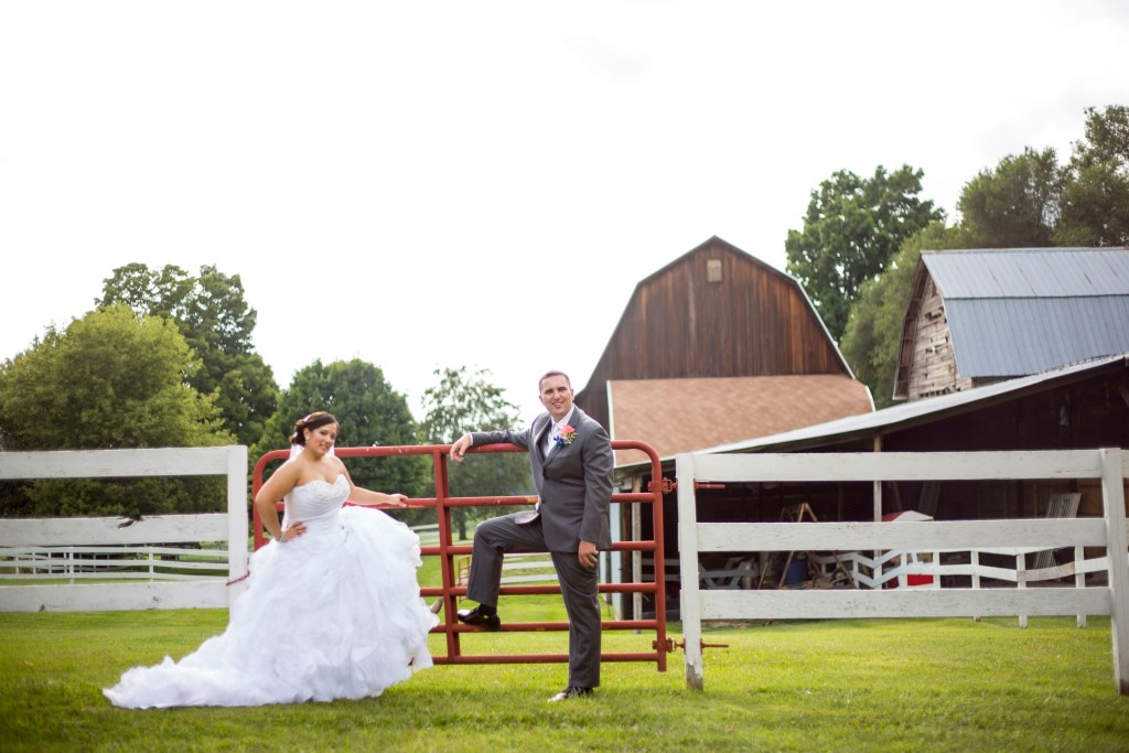 Hilltop Manor wedding photographer