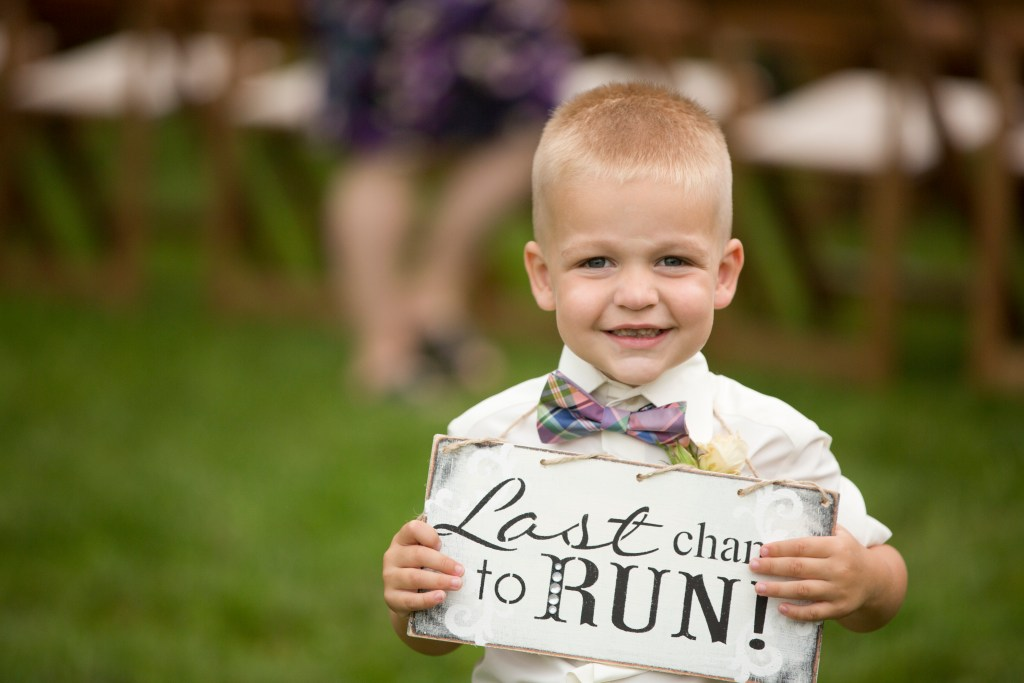 Michigan ring bearer