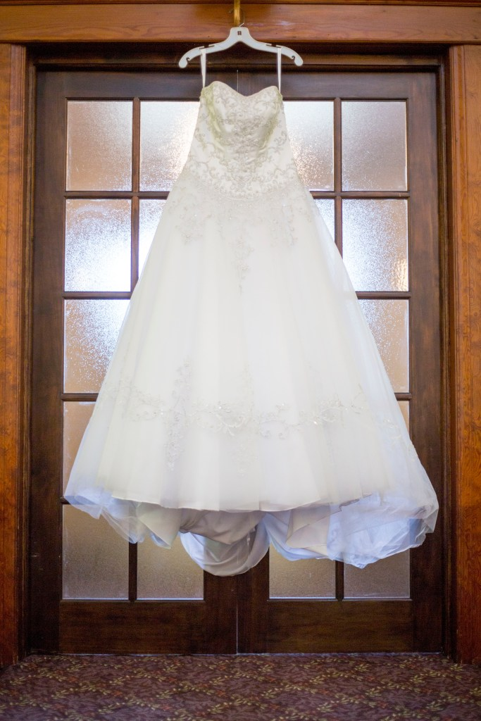 Ann Arbor Wedding Dress