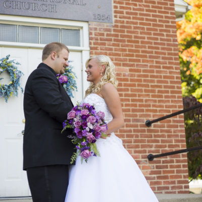 Horton mi church wedding