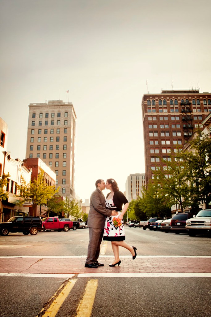 Jackson MI elopement photographer