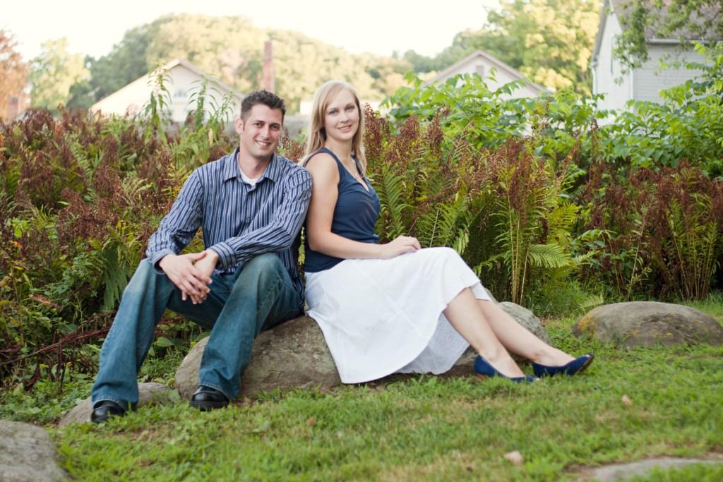 Jackson mi engagement photographer