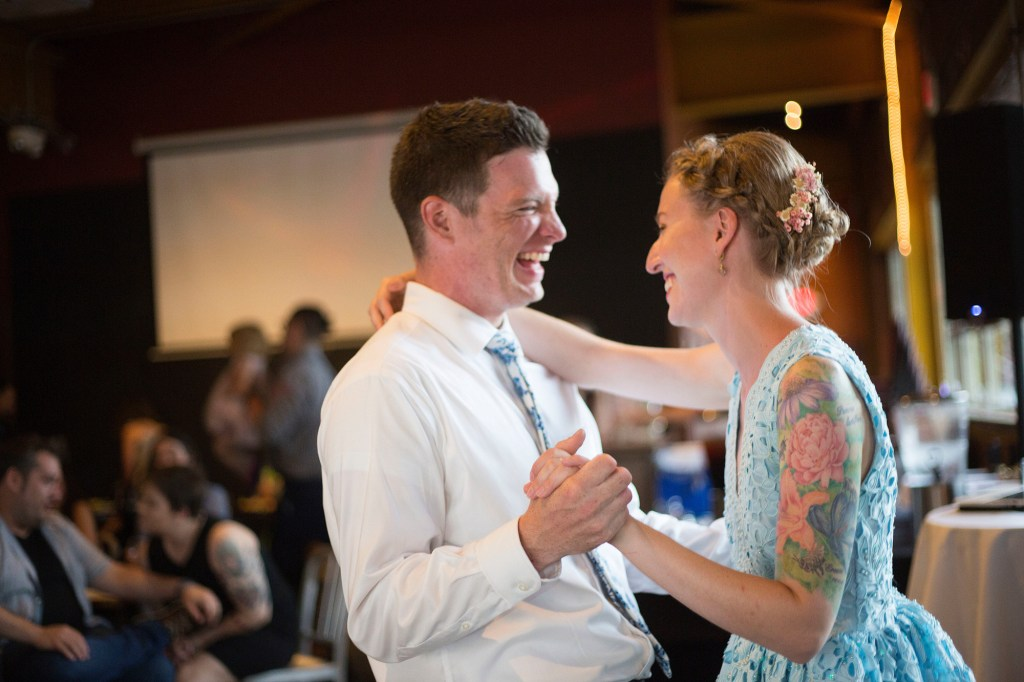 Arbor Brewing Company wedding