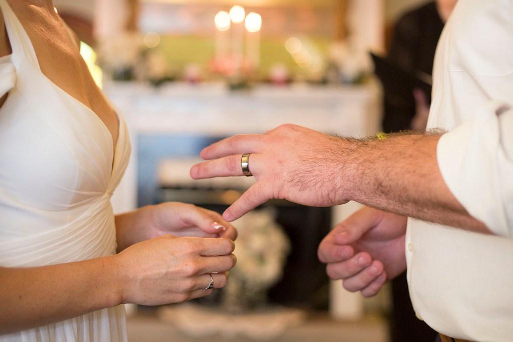 Michigan wedding ring