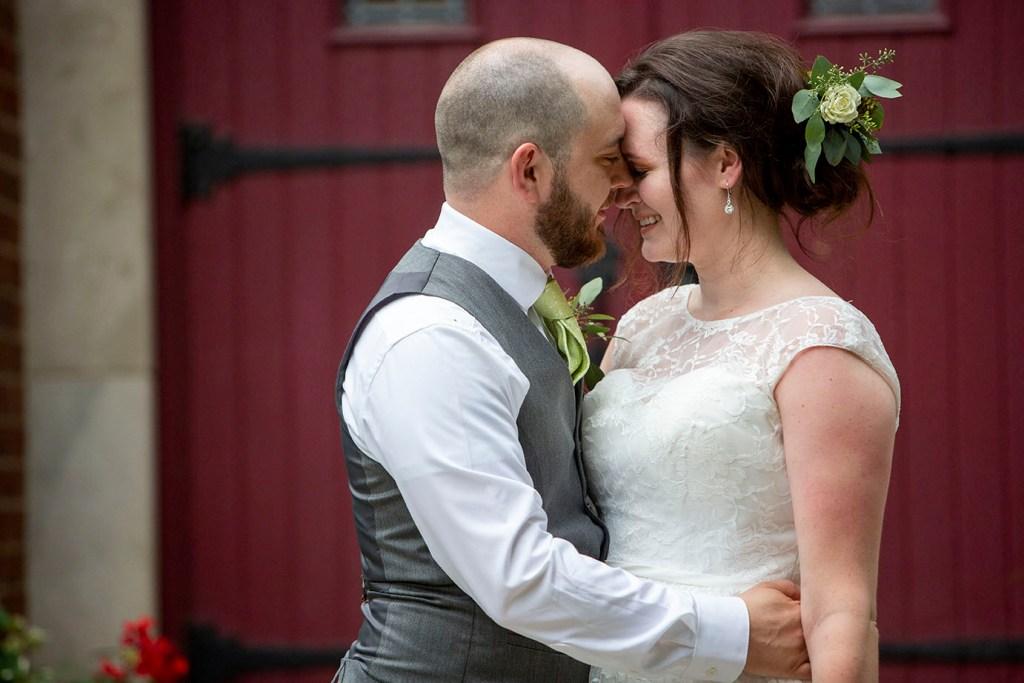 Northville wedding couple