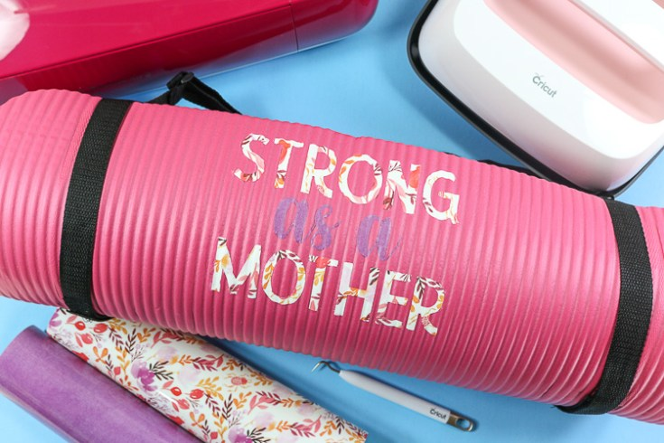 How to Personalize a Yoga Mat