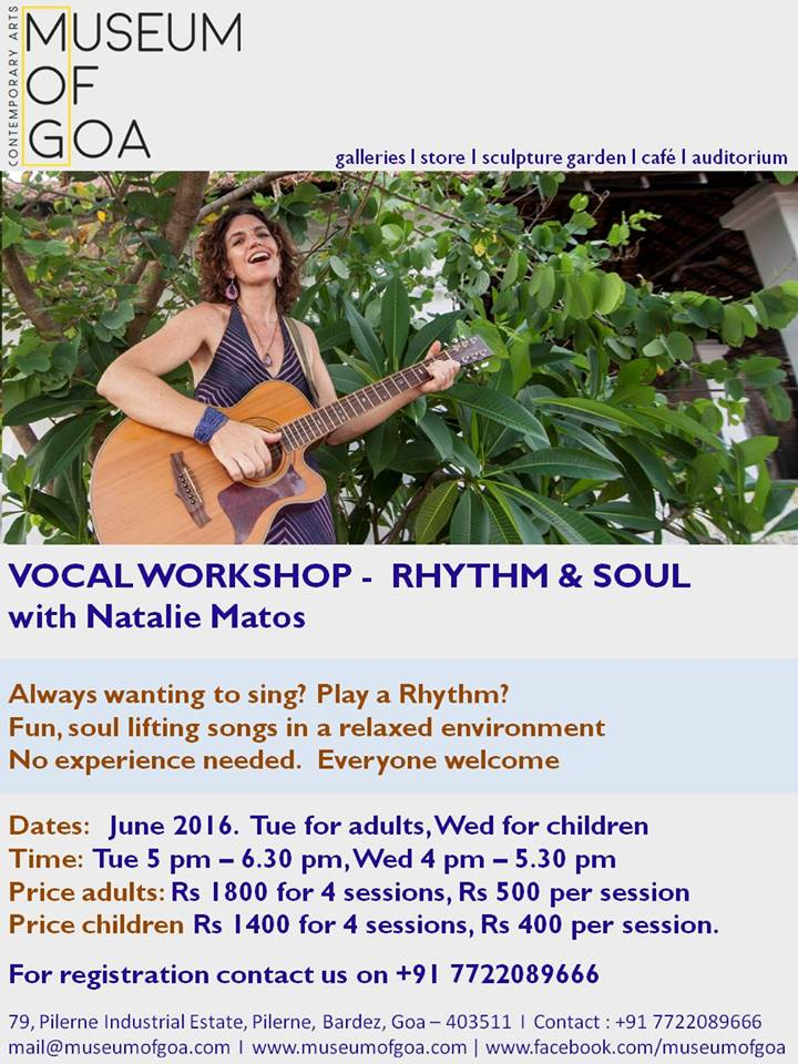 Rhythm and Soul 1