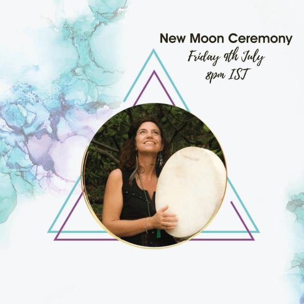 New Moon Ceremony