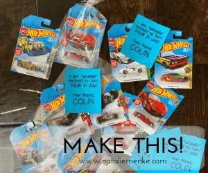 "How to Make ""Wheelie"" Great Summer Birthday Treats"