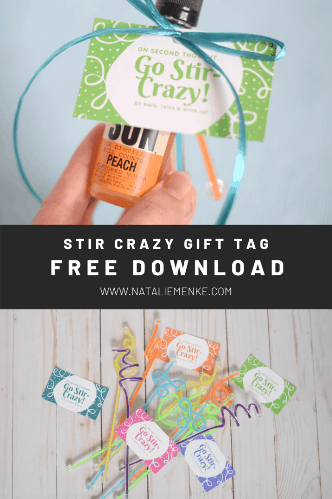 stir crazy gift tag free download