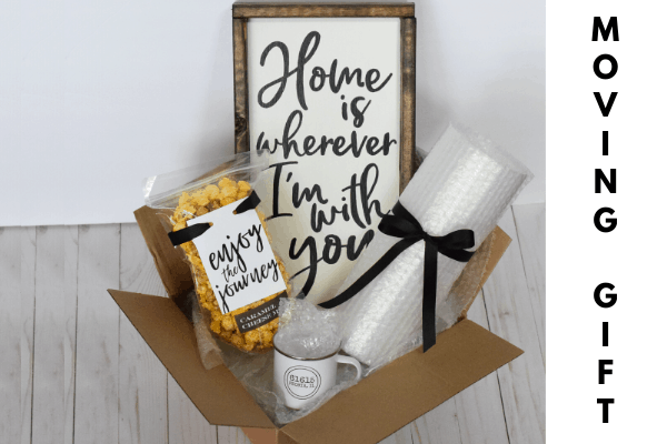 Assemble the Perfect Moving Gift Basket in 5 Easy Steps