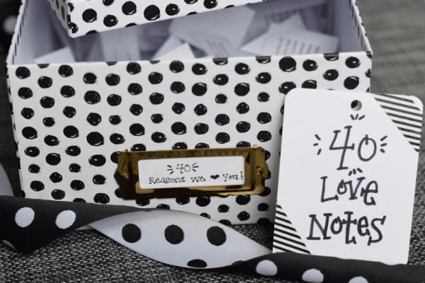 100+ Reasons Why I Love You – List Inspiration & Gift Ideas