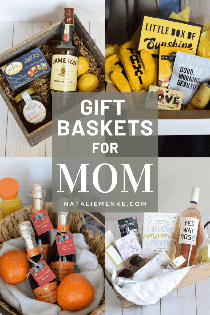 gift baskets for mom
