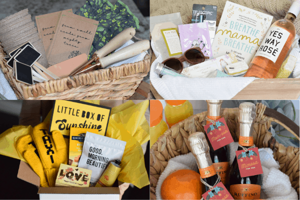 Spoil Mom with Any of These DIY Gift Basket Ideas