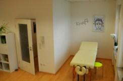 Praxis Raum Behandlung