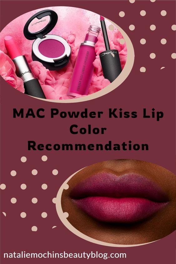 MAC Powder Kiss Liquid