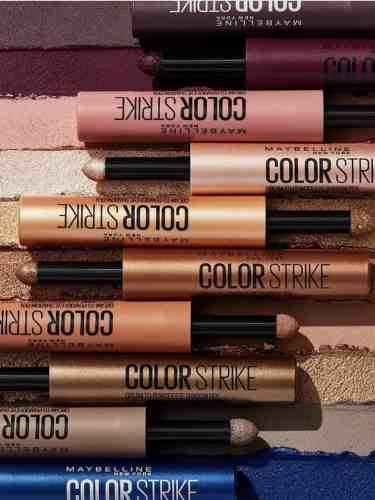 Maybelline Color Strike Review