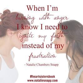 Ignite faith - not frustration