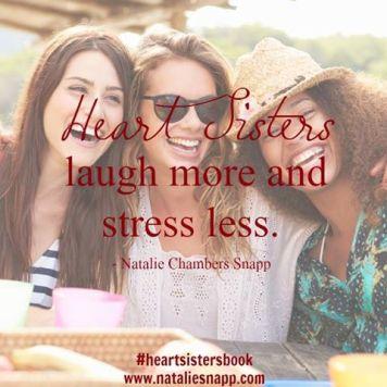 laugh more, stress less