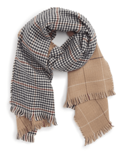 Halogen Reversible Scarf