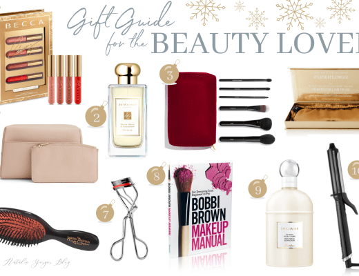 Holiday Gift Guide for the Beauty Lover