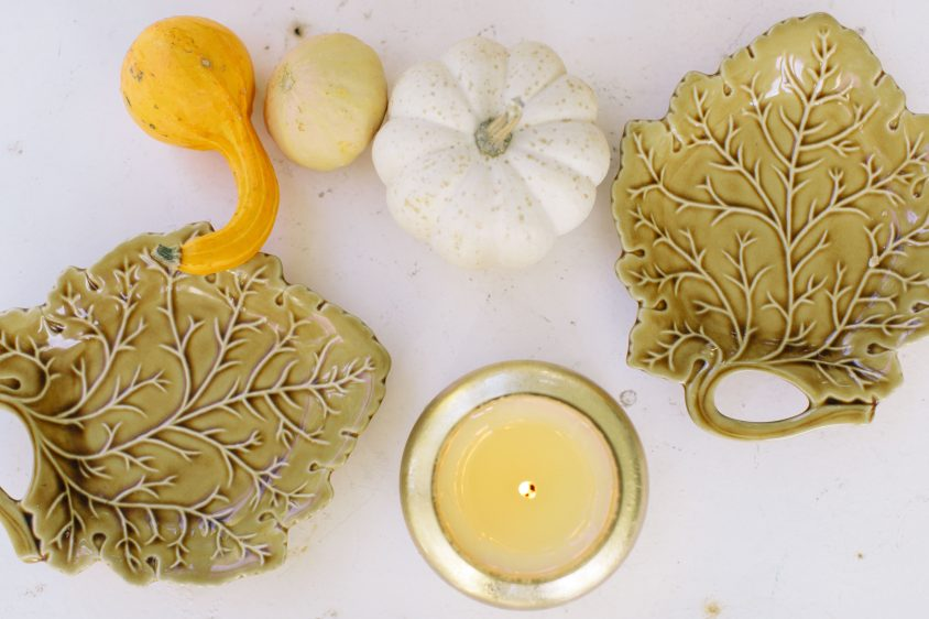 Affordable Thanksgiving Touches for the Home