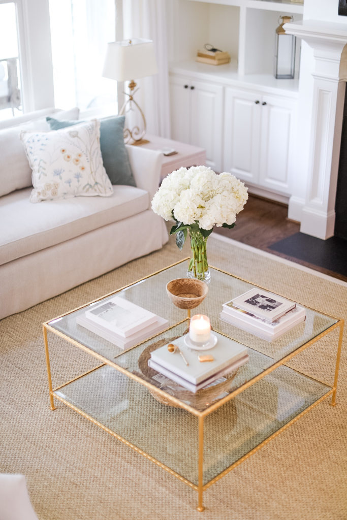 how to decorate a coffee table 7 tips