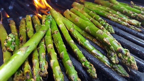 Summer is finally here….along with the first asparagus! (recipe)