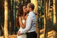 Свадебное портфолио, минималистичная свадьба