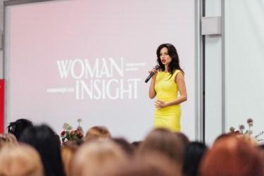 Woman Insight мастеркласс Керимовой