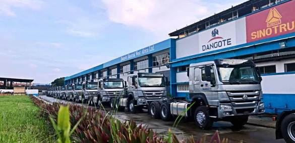 """""""Our plan is to become a fully integrated company; manufacturing different types of trucks and buses for Nigeria and ECOWAS markets"""""""