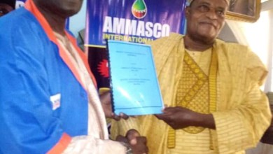 Commendation galore as Ammasco Oil doles out N25 Million worth palliatives to NATA