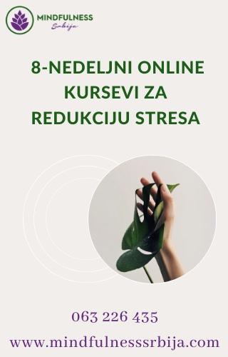 Mindfulness Srbija online kurs
