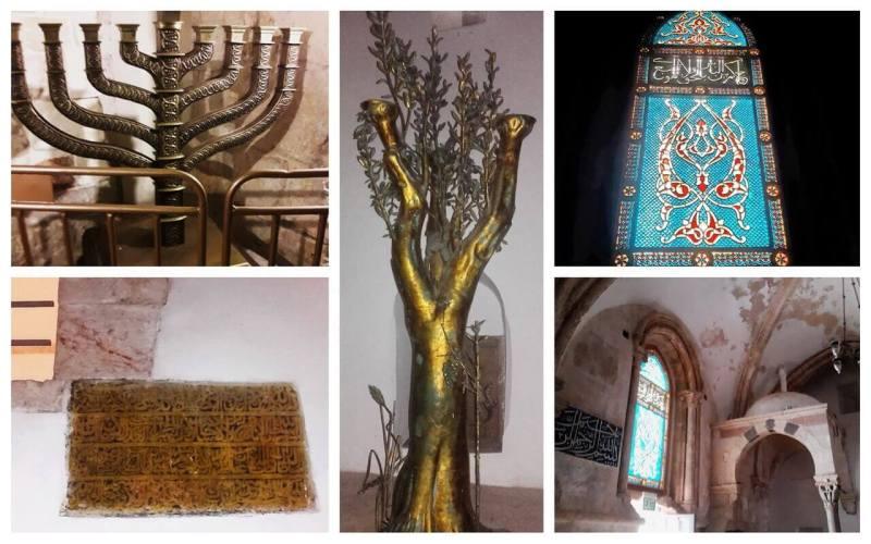 Room Last Supper, JerusalemJerusalim,