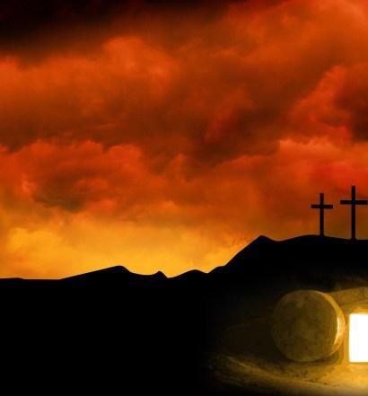 Jesus morreu a nossa morte!