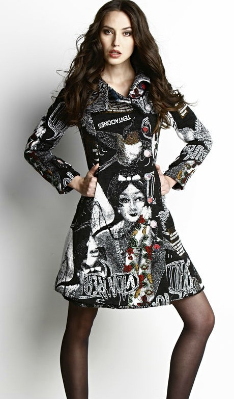 DESIGUAL - Gorgeous Fall/Winter collection 2011/2012 - à commander en ligne - online shopping (6/6)