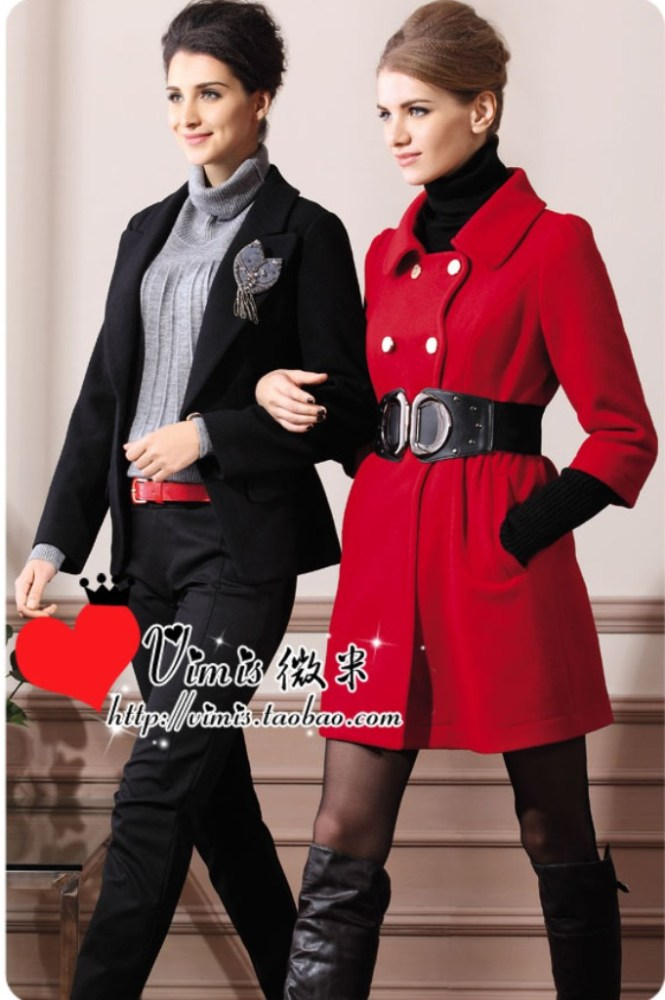 芳菲儿 Fang Favor - Winter collection 2011-2012 - Romantic and gorgeous (6/6)