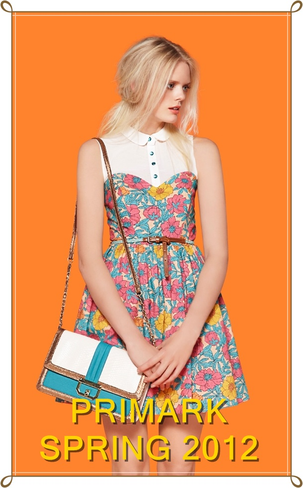 PRIMARK - Spring collection - Collection printemps 2012 - so affordable (1/6)