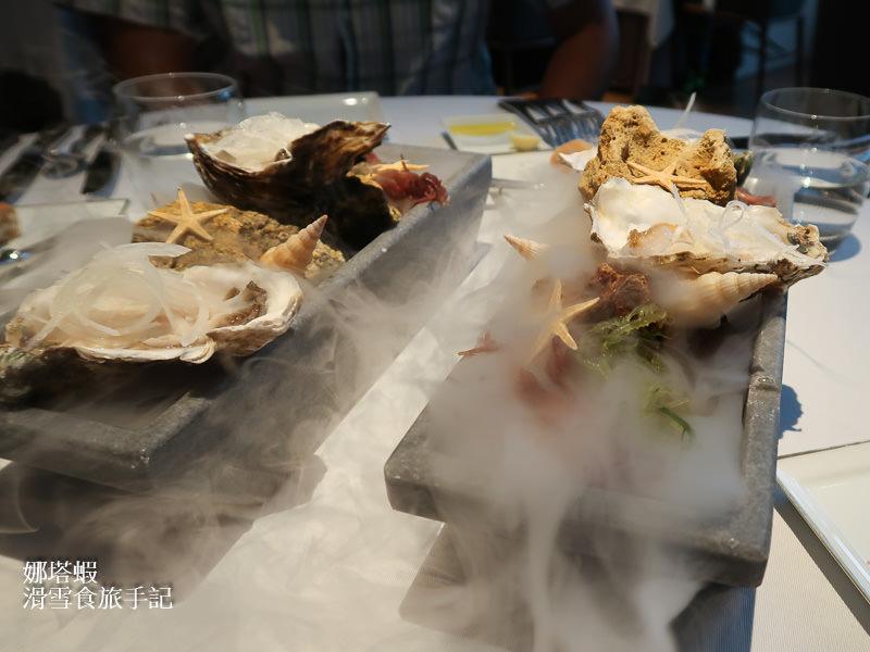 臺中米其林一星餐廳︱歲月洗鍊的好滋味-鹽之華法式料理 - 娜塔蝦的滑雪食旅手記