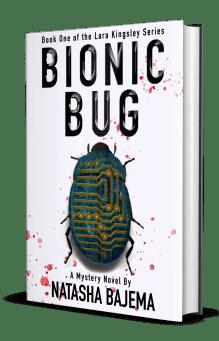 Bionic Bug Hardcover Book