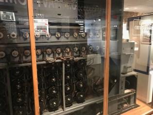 Navy's Cryptanalytic Bombe
