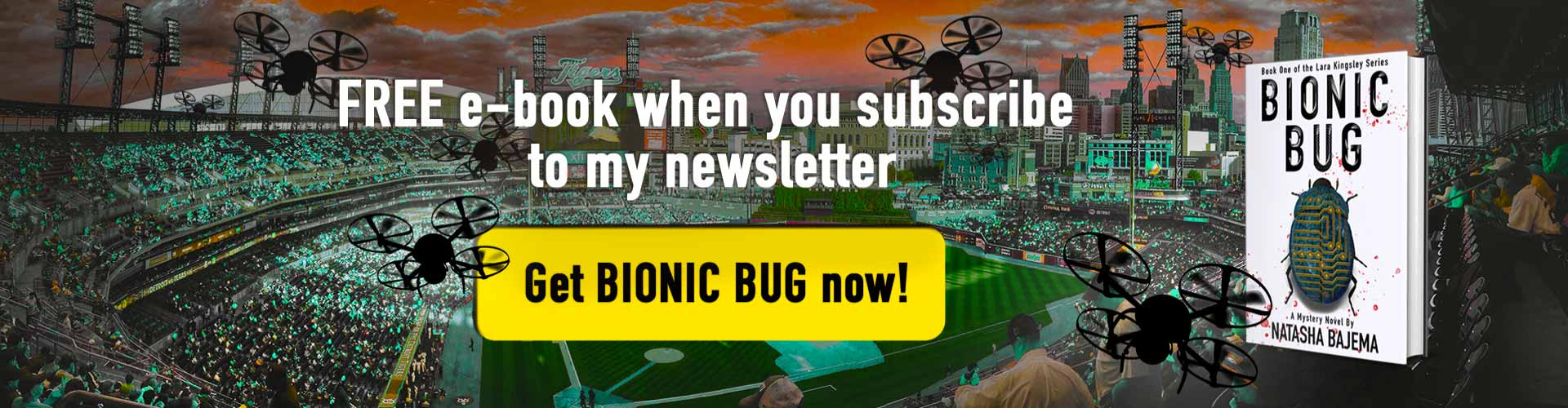 Get Bionic Bug for free