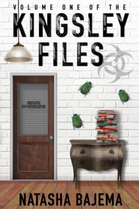 Kingsley Files Book 1