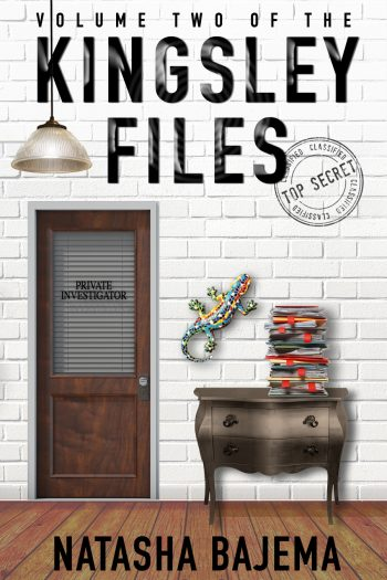 The Kingsley Files, Volume Two