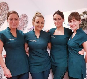 beauty salon in swords