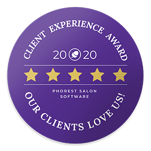 Client Experience Award 2020 Phorest